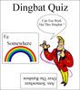 Thumbnail Dingbats Quiz 2013 001