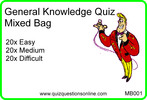 General Knowledge Quiz (MB-001) Video