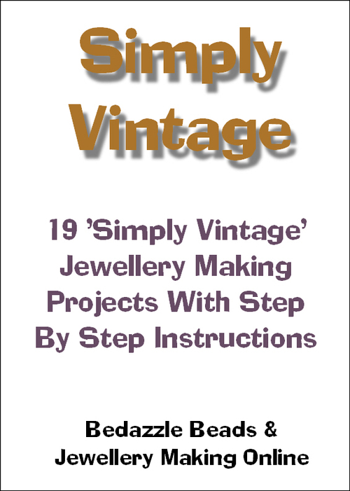 Product picture Simply Vintage Jewellery Making Projects
