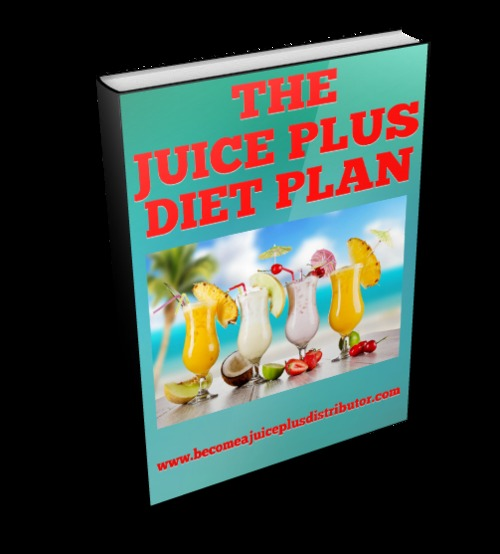 Product picture The Juice Plus Diet Plan