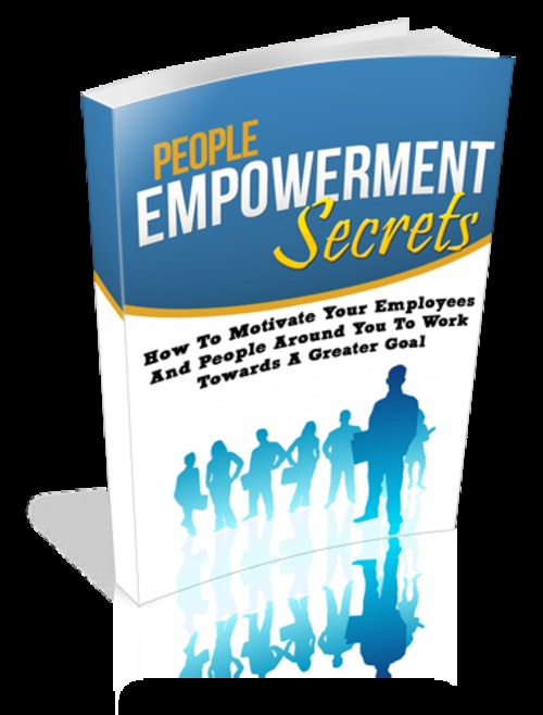 Product picture People Empowerment Secrets