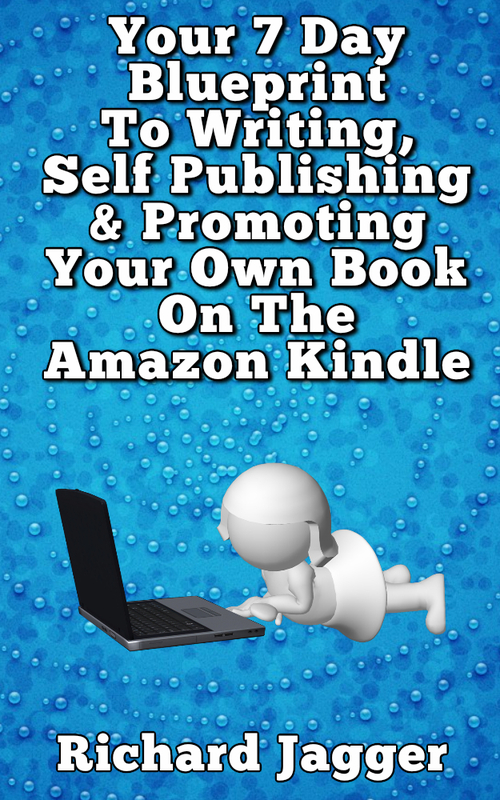 Product picture Your 7 Day Blueprint For Writing, Self-Publishing And Promot